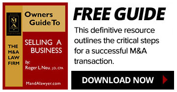 Owners Guide to Selling a Business - FREE DOWNLOAD